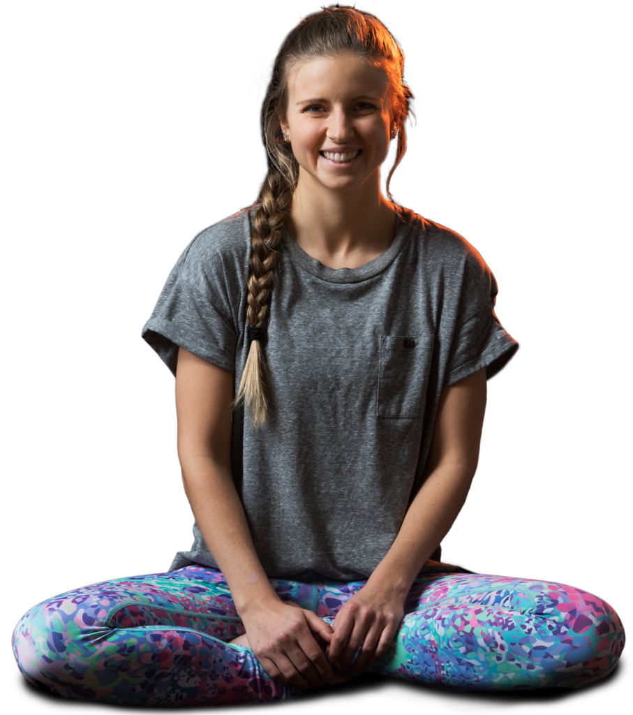 Ylva from Yoga with Ylva